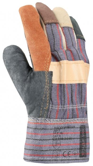 Manusi de protectie de iarna Ardon ROCKY WINTER, piele [0]