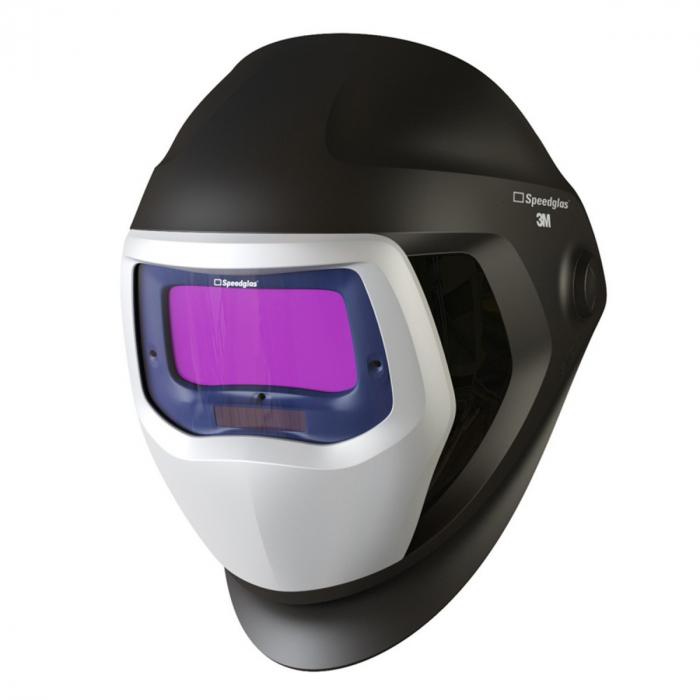 Masca de protectie sudura 3M 100V, geam optoelectronic [0]