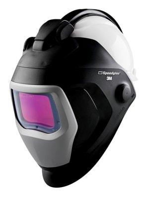 Masca de protectie sudura 3M 9100QR, geam optoelectronic [0]