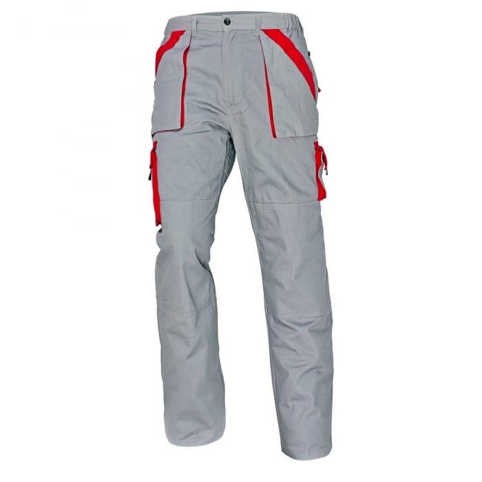 Pantaloni de lucru Cerva MAX, 100% bumbac, 260 gr/mp [0]
