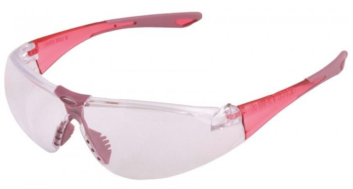 Ochelari de protectie Ardon W3000, cu lentile transparente, dama 0