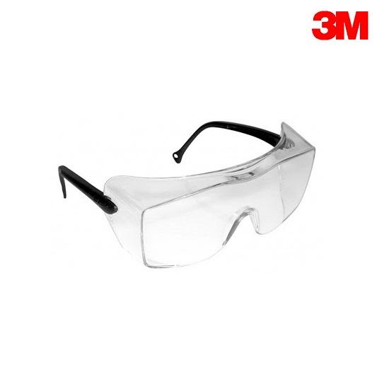 Ochelari de protectie 3M OX1000 , cu lentile transparente [0]