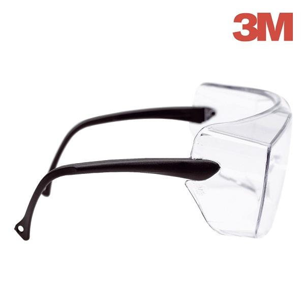 Ochelari de protectie 3M OX1000 , cu lentile transparente [1]