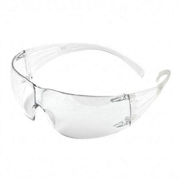Ochelari de protectie 3M SECUREFIT SF200, cu lentile transparente 0