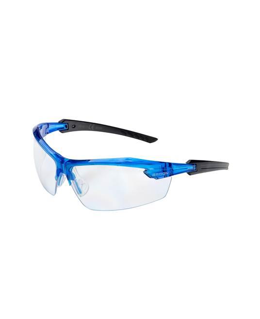 Ochelari de protectie Ardon P1,cu lentile transparente 0