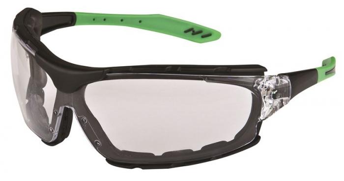 Ochelari de protectie Ardon M6000, cu lentile transparente 0