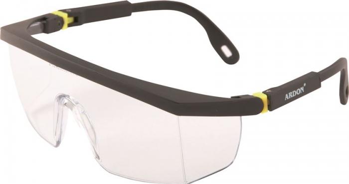 Ochelari de protectie Ardon V10000, cu lentile transparente [0]
