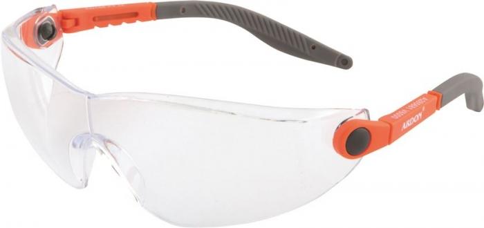 Ochelari de protectie Ardon V6000, cu lentile transparente [0]