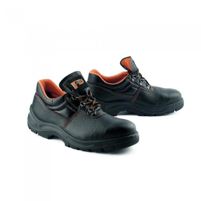 Pantofi de protectie Panda ERGON BETA S1, cu bombeu metalic [3]