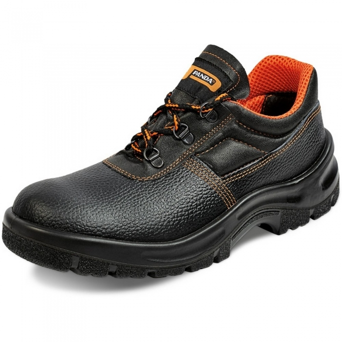 Pantofi de protectie Panda ERGON BETA S1, cu bombeu metalic [0]