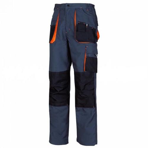 Pantalon de lucru in talie Renania RICHARD, tercot 65/35, 280gr/mp 0