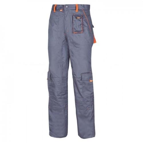 Pantalon de lucru in talie Renania SAMOA, tercot 65/35, 235gr/mp 0