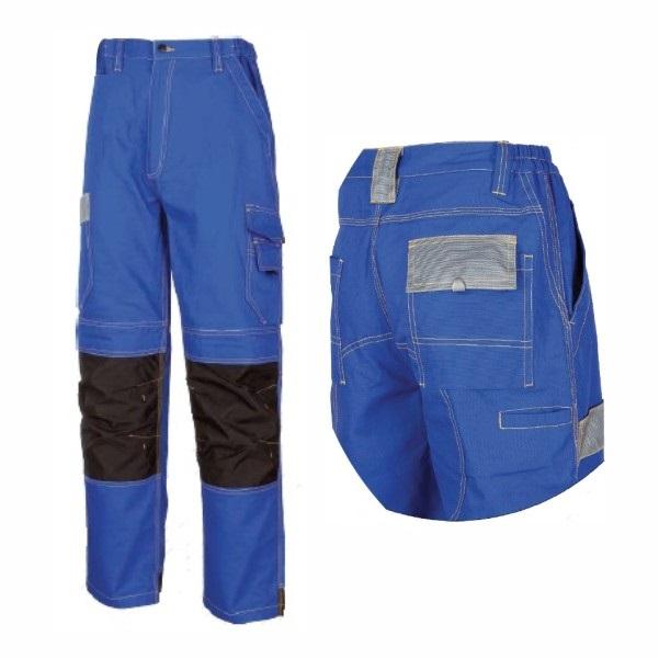 Pantalon de lucru in talie Renania SOLOMON, 100% bumbac, 245gr/mp [0]
