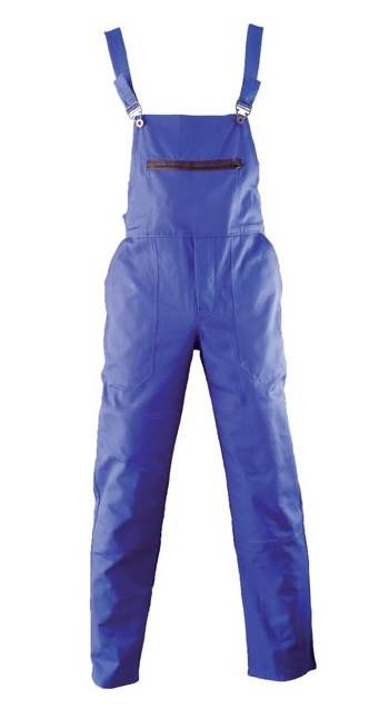 Pantaloni cu pieptar de lucru Ardon KLASIK, 100%bumbac, 245gr/mp 0