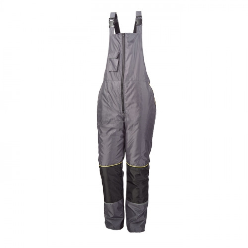 Pantaloni cu pieptar vatuiti de iarna Renania ANDURA WINTER, 100% poliester 0