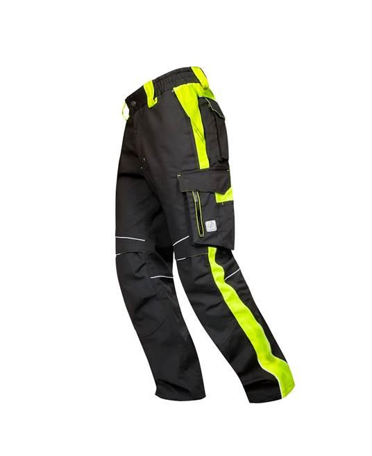 Pantaloni de lucru Ardon NEON, 65% poliester - 35% bumbac, 270gr/mp 2