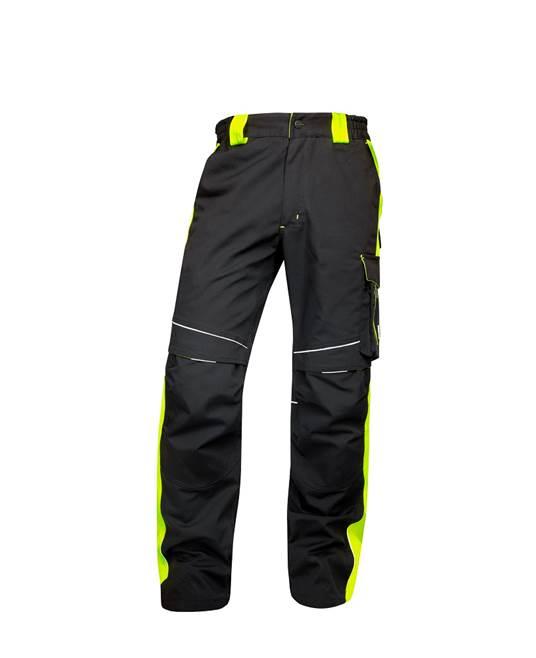 Pantaloni de lucru Ardon NEON, 65% poliester - 35% bumbac, 270gr/mp 0