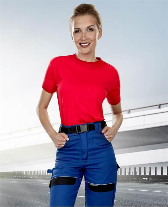 Pantaloni de lucru  dama Ardon COOL TREND, 100%bumbac, 260gr/mp 1