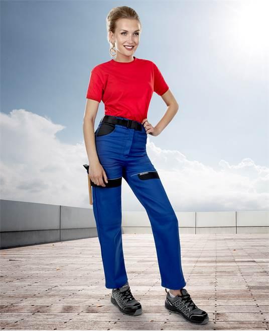 Pantaloni de lucru  dama Ardon COOL TREND, 100%bumbac, 260gr/mp 3
