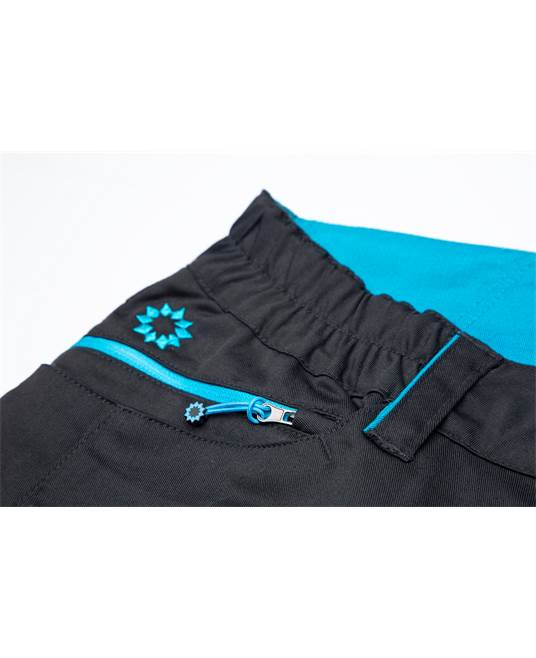 Pantaloni de lucru  dama Ardon FLORET, 64% poliester - 33% bumbac, 260gr/mp 5