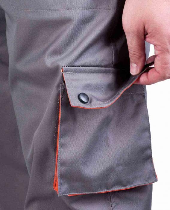 Pantaloni de lucru in talie Cerva DESMAN, 80% poliester 20% bumbac 2