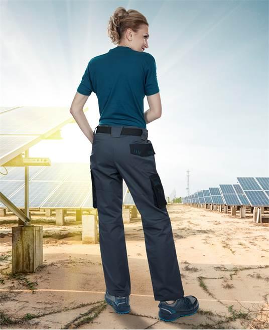 Pantaloni de lucru in talie dama 4TECH Ardon [2]