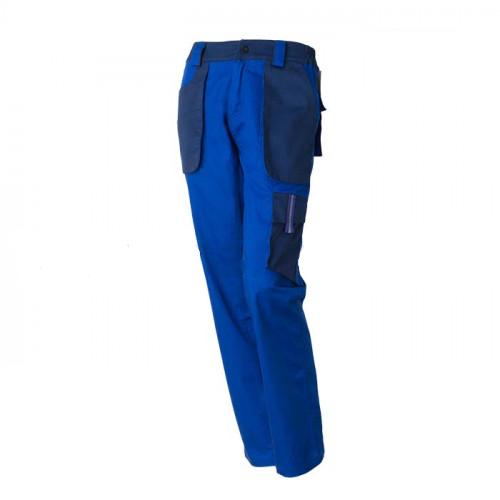 Pantaloni de lucru in talie dama Renania VULCANO, tercot 65/35, 280gr/mp [0]