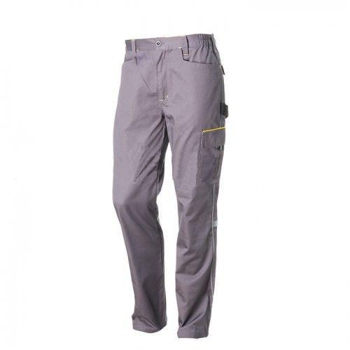 Pantaloni de lucru in talie Renania ANDURA, tercot 65/35, 235gr/mp 0