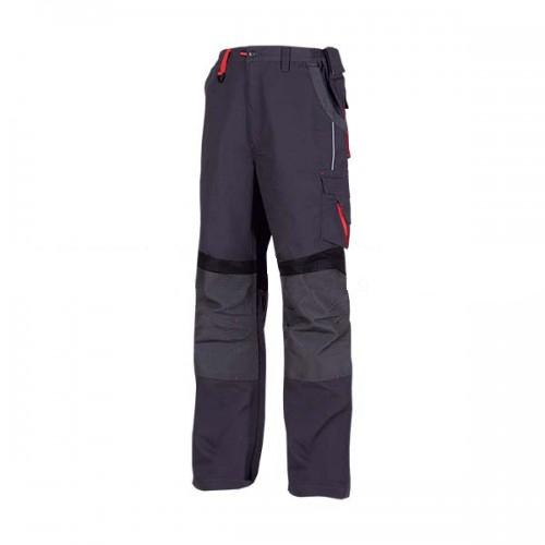 Pantaloni de lucru in talie Renania EDUARD, tercot 65/35, 270gr/mp, tesatura canvas 0