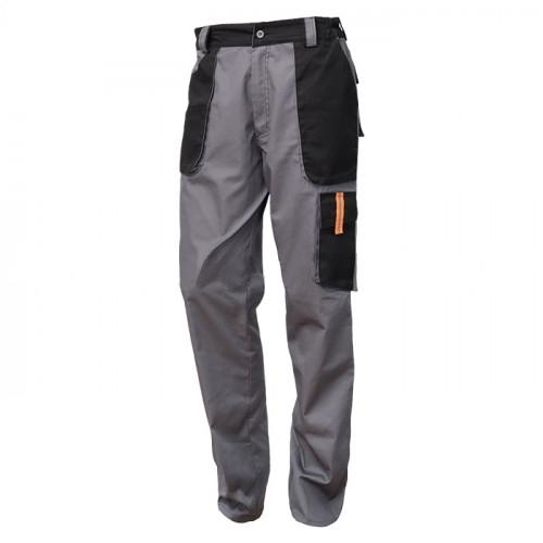 Pantaloni de lucru in talie Renania VULCANO, tercot 65/35, 280gr/mp 0