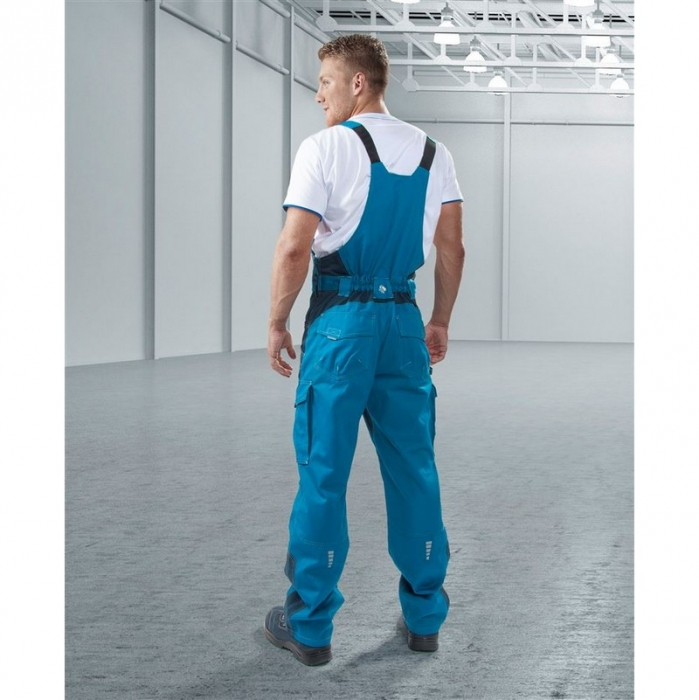 Pantaloni salopeta cu pieptar Ardon VISION, tercot 60/40, 260 gr/mp [2]