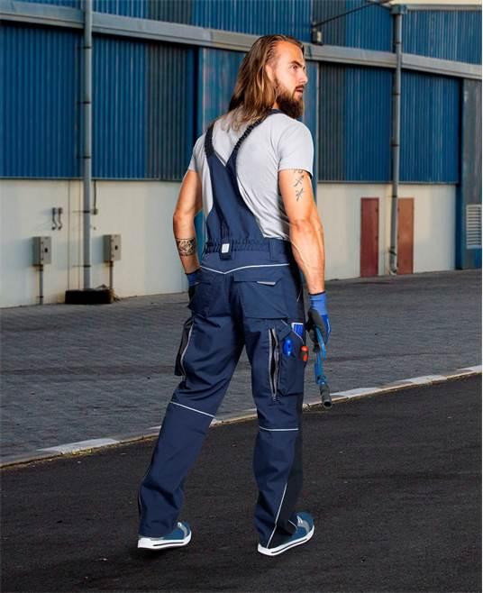 Pantaloni salopeta cu pieptar Ardon URBAN+ 5
