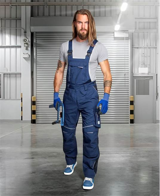 Pantaloni salopeta cu pieptar Ardon URBAN+ 4