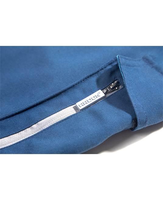 Pantaloni salopeta cu pieptar Ardon URBAN, 65% poliester - 35% bumbac, 270gr/mp 5