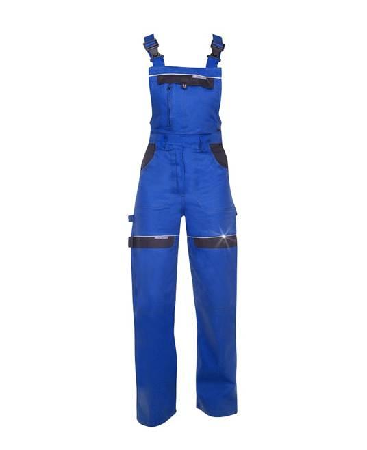 Pantaloni salopeta cu pieptar dama Ardon COOL TREND, 100%bumbac, 260gr/mp 0