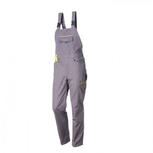 Pantaloni salopeta cu pieptar Renania ANDURA, tercot 65/35, 235gr/mp 0