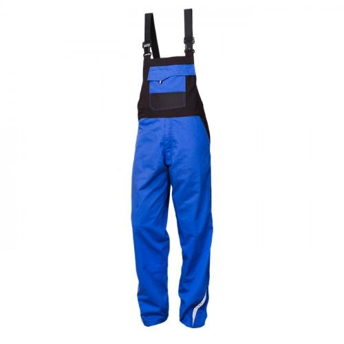 Pantaloni salopeta cu pieptar Renania COLORADO, 100% bumbac, 280gr/mp 0
