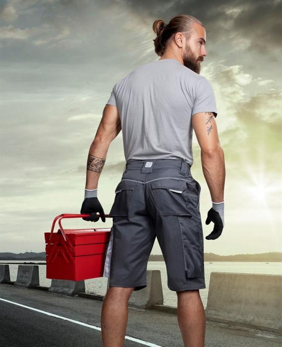 Pantaloni scurti de lucru Ardon SUMMER, tercot 65/35, 200gr/mp 4
