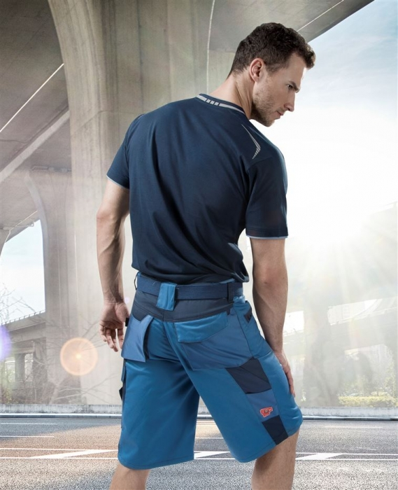 Pantaloni scurti de lucru Ardon R8ED, tercot 65/35, 245 gr/mp [2]