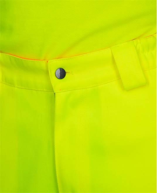 Pantaloni scurti reflectorizanti Ardon SIGNAL, 65% poliester - 35% bumbac, 290gr/mp 4