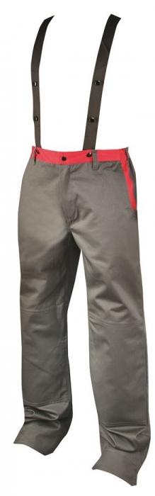 Pantaloni ignifugati de sudura Ardon MATTHEW, 100% bumbac ignifugat teflonat, 300 gr/mp [0]
