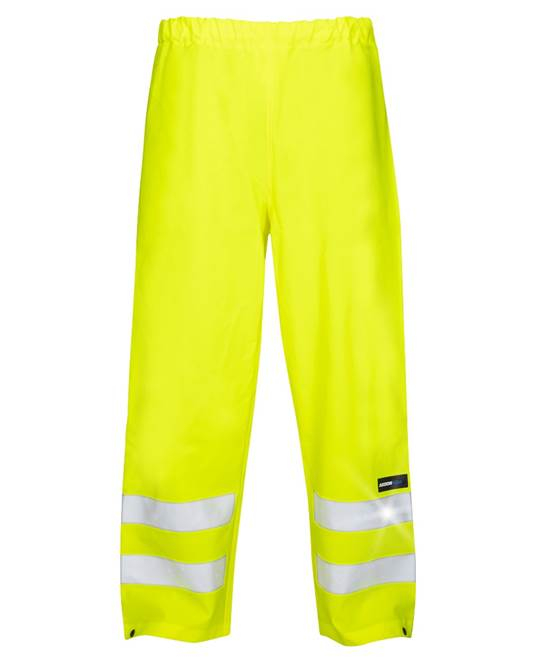 Pantaloni talie impermeabili reflectorizanti Ardon AQUA 1012, plavitex, 350gr/mp 0