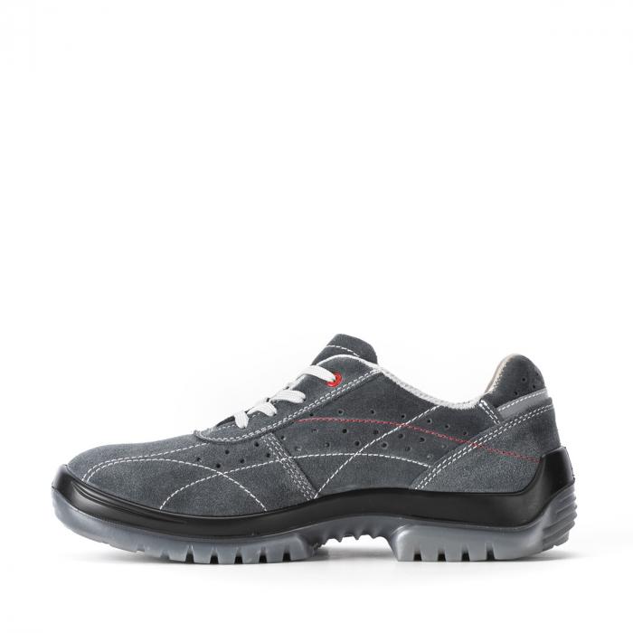 Pantofi de lucru Sixton CUPRA S1P cu bombeu metalic [0]