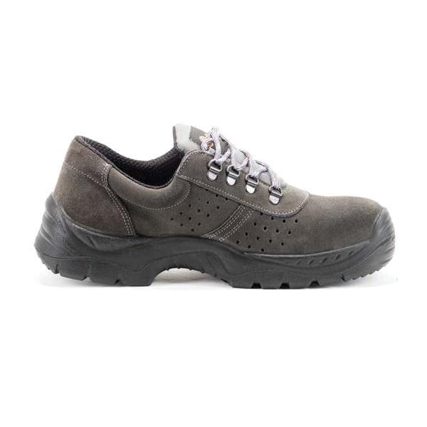 Pantofi de protectie Alba&N NILE S1P, cu bombeu metalic si lamela 0