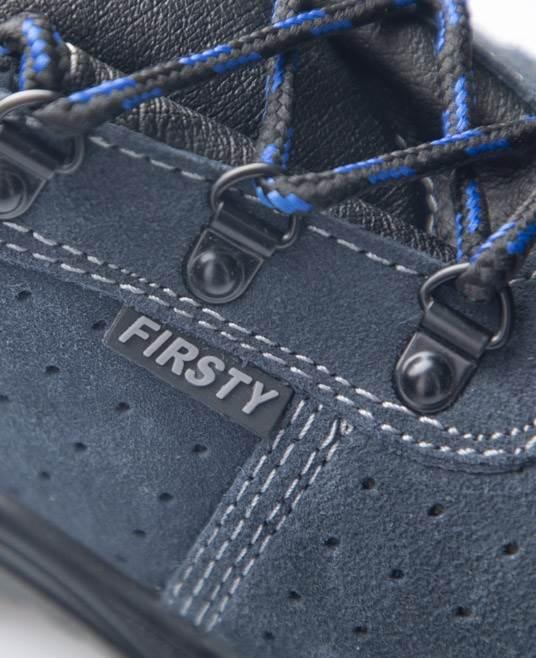 Pantofi de protectie Ardon FIRLOW TREK S1P, cu bombeu metalic si lamela 4