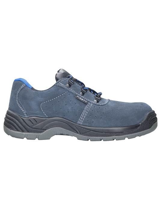 Pantofi de protectie Ardon FIRLOW TREK S1P, cu bombeu metalic si lamela 0