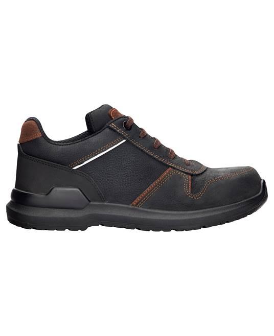 Pantofi de protectie Ardon MASTERLOW S3, cu bombeu metalic si lamela 0