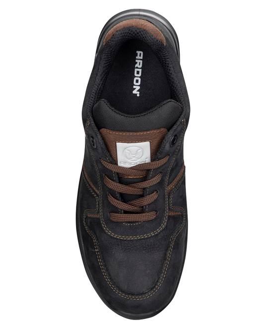 Pantofi de protectie Ardon MASTERLOW S3, cu bombeu metalic si lamela 3