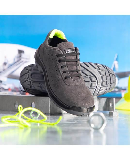 Pantofi de protectie Ardon PERFO S1, cu bombeu metalic 1