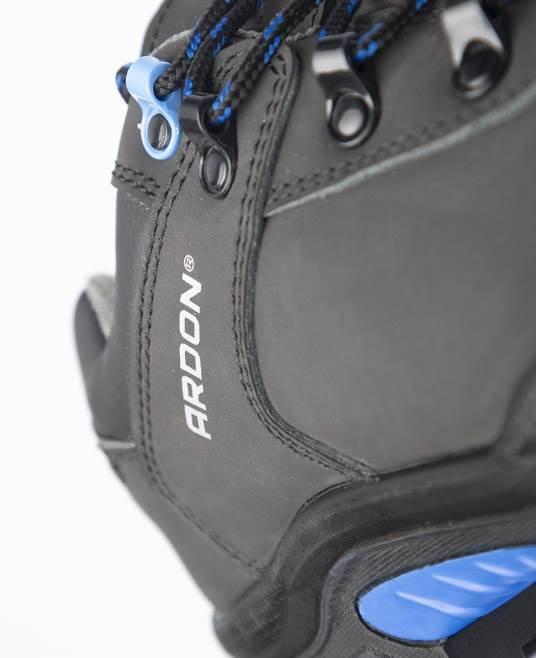 Pantofi de protectie Ardon ROVER S3 HRO, cu bombeu compozit si lamela 4